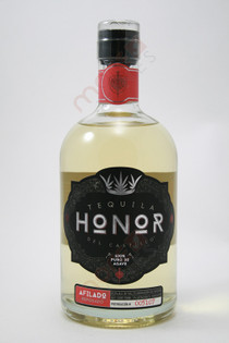 Honor Del Castillo Reposado Tequila 750ml