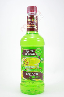Master of Mixes Sour Apple Martini Mixer 1L