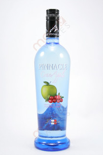 Pinnacle Cran Apple Flavored Vodka 750ml