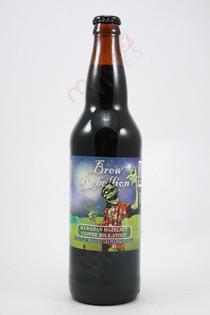 Brew Rebellion Hawaiian Hazelnut Coffee Milk Stout 22fl oz