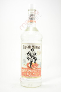 Captain Morgan Grapefruit Rum 1L