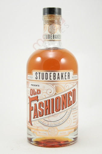 Studebaker Old Fashioned Whiskey Cocktail 750ml