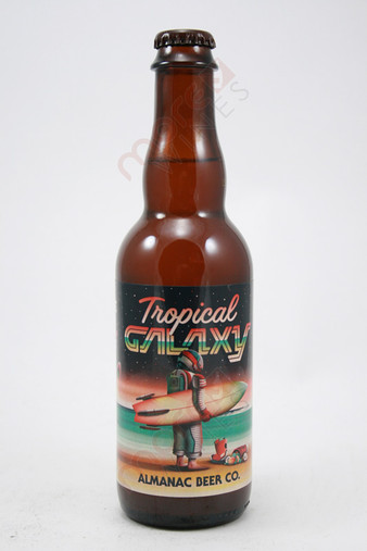 Almanac Tropical Galaxy Sour Farmhouse Ale 375ml