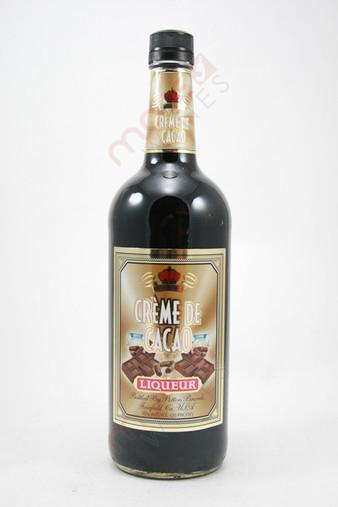 Potter's Creme de Cacao Dark Liqueur 1L