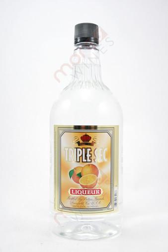 Potter's Triple Sec Liqueur 1.75L