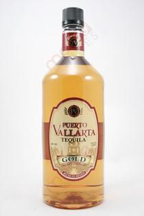 Puerto Vallarta Gold Tequila 1.75L