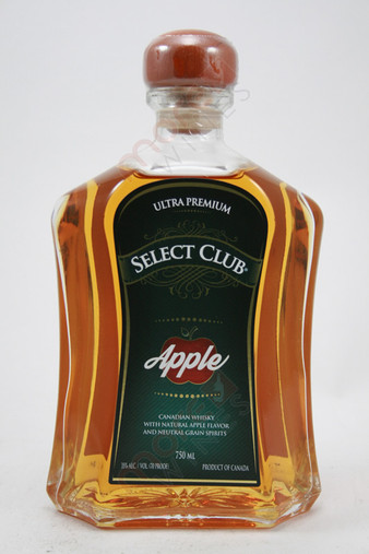 Select Club Apple Whiskey 750ml