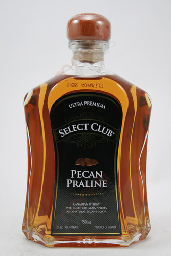 Select Club Pecan Praline Whisky 750ml