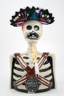Azulejos Skelly Anejo Tequila 750ml