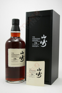 The Yamazaki Limited 25 Year Old Single Malt Whisky 750ml 2