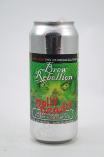 Brew Rebellion Dolly Deadly Sour Tart Ale 16fl oz