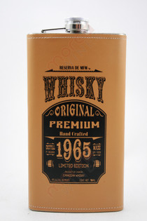 Reserva De MFM 1965 Original Premium Canadian Whisky Limited Edition Flask 750ml