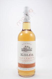Koloa Kaua'i Spice Rum 750ml