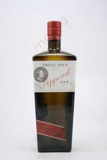 3 Badge Mixology Uncle Vals Pepper Gin 750ml