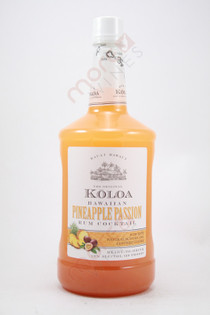 Koloa Pineapple Passion Rum Cocktail 1.75L