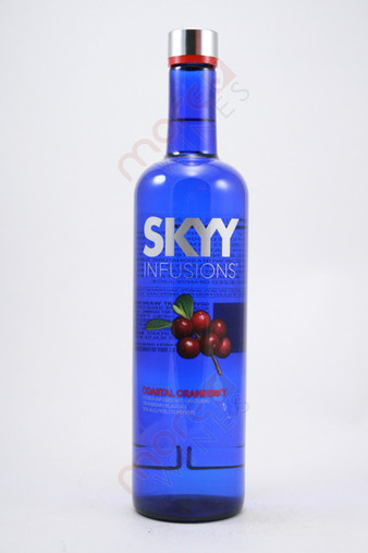 Skyy Infusions Coastal Cranberry 750ml