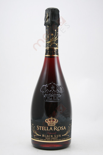 Stella Rosa Black Lux Sparkling Wine 750ml