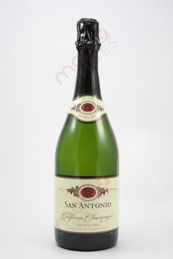 San Antonio Extra Dry Champagne 750ml