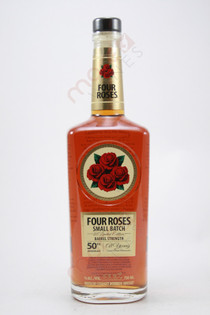 Four Roses Limited Edition Small Batch Barrel Strength Kentucky Straight Bourbon Whiskey 2017 750ml