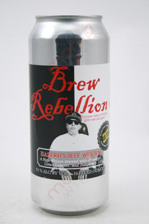 Brew Rebellion Hazerd's Jefe Weizen 16fl oz