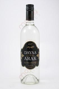 Dayaa Arak 750ml