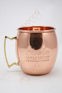 Blue Ice Copper Mug