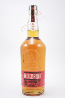 American XXX Born Bourbon Whiskey 750ml