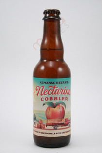 Almanac Beer Company Nectarine Cobbler Blonde Ale 375ml