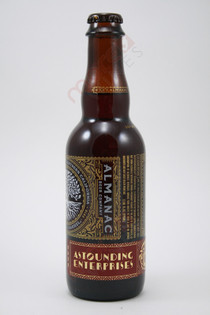Almanac Beer Company Astounding Enterprises Ale 375ml
