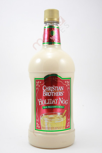 Christian Brothers Holiday Nog 1.75L