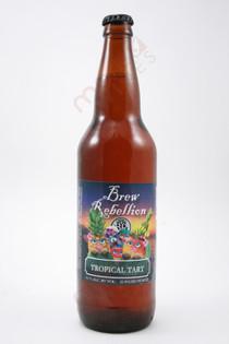 Brew Rebellion Tropical Tart 22fl oz