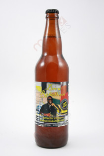 Brew Rebellion Anthony Stone Mango Habanero IPA 22fl oz