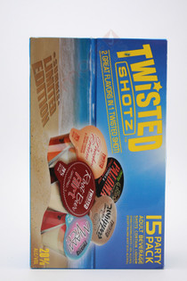 Twisted Shotz Party Pack 15x375ml