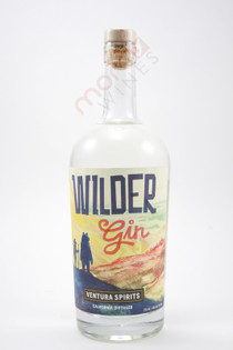 Ventura Spirits Wilder Gin 750ml