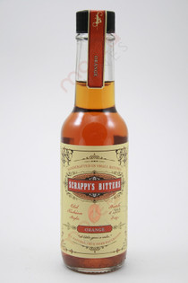 Scrappy's Bitters Orange Liqueur 5fl oz
