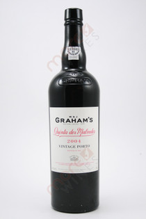 Graham's Quinta dos Malvedos Vintage Port 2004 750ml