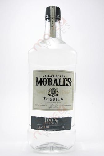 La Cava de los Morales Blanco Tequila 1.75L