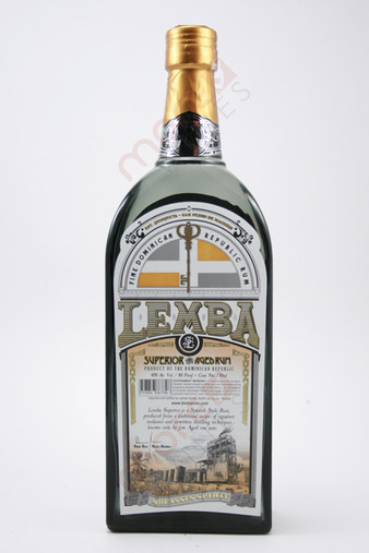 Lemba Superior Aged Dominican Rum 750ml