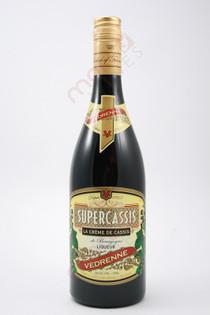 Vedrenne SuperCassis La Creme de Cassis Liqueur 750ml