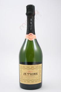 Je T'Aime Brut Sparkling Wine 750ml
