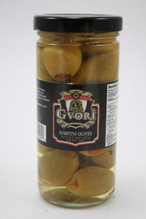 Gvori Martini Olives 8oz