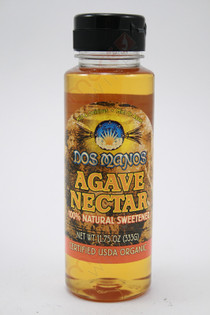 Dos Manos Agave Nectar Natural Sweetener 11.75oz