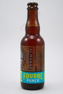 Almanac Foudre Punch Sour Blonde Ale 375ml
