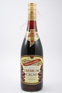 Vedrenne Creme de Cacao Liqueur 750ml