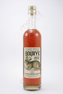 High West Distillery Bourye Limited Sighting Blended Straight Whiskeys 750ml