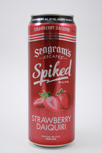 Seagram's Escapes Spiked Strawberry Daiquiri Malt Beverage 23.5fl oz