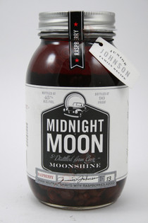 Midnight Moon Raspberry Moonshine 750ml