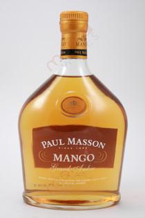 Paul Masson Mango Grande Amber Brandy 750ml