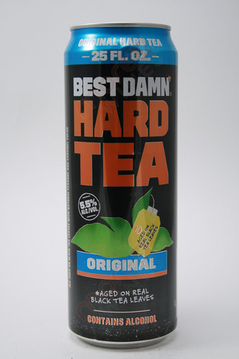 Best Damn Original Hard Tea 22fl oz