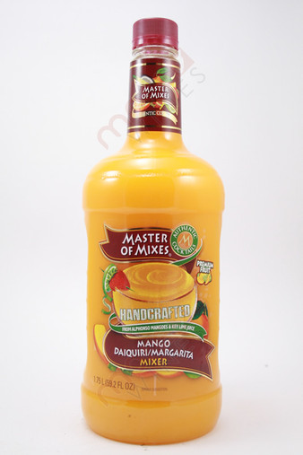 Master of Mixes Mango Margarita Daiquiri Mix 1.75L